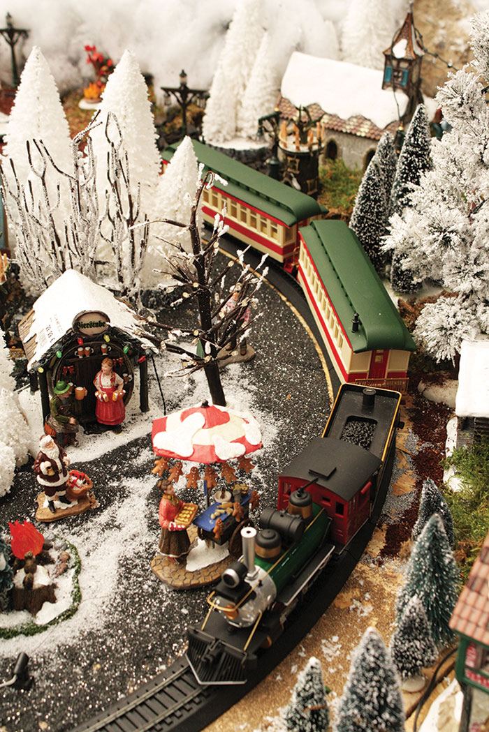 Creation Dun Village Miniature Inspirations Desjardins