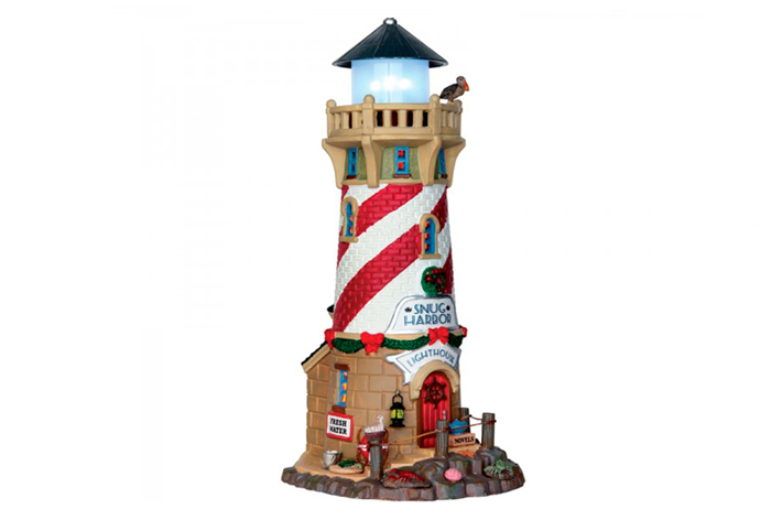Le Phare Snug Harbor lighthouse LEMAX