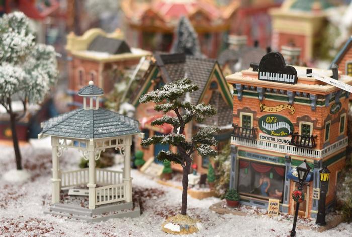 Les villages miniatures LEMAX