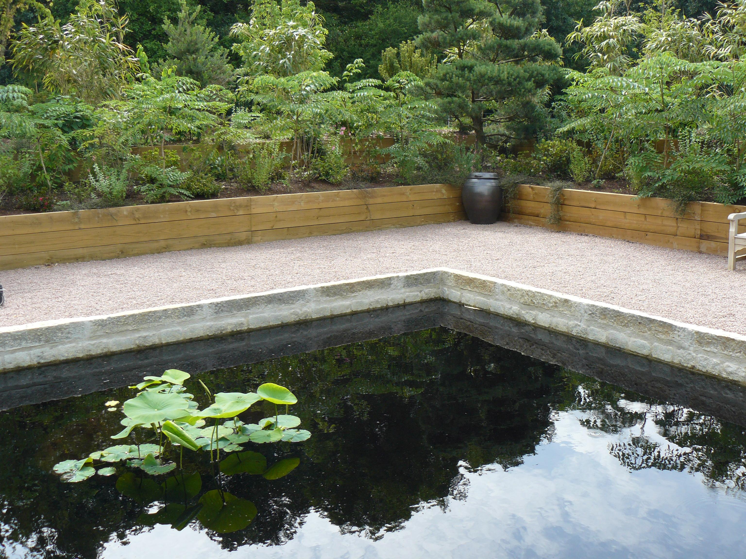Modèle De Bassin De Jardin se rapportant à jardin japonais avec bassin. finest petit bassin jardin japonais