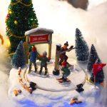 l'école de ski Luville - Scène