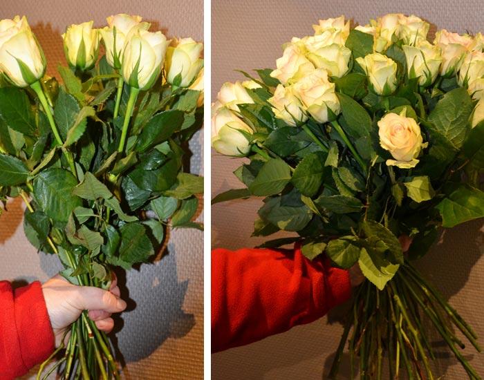 comment faire un bouquet rond ? | inspirations desjardins