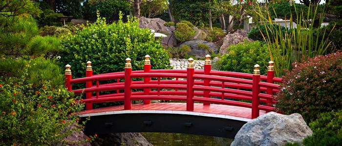 Massif japonais cheap mod les du jardin japonais rien n - Plantes pour jardin japonais ...